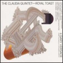 Royal Toast (with Gary Versace) - CD Audio di Gary Versace,Claudia Quintet