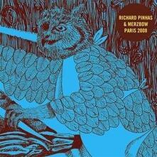 Paris 2008 - Vinile LP di Richard Pinhas