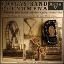 Actev - CD Audio di Forgas Band Phenomena