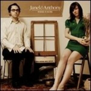 Where Is Home - Vinile LP di Janel & Anthony