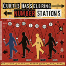Number Stations - CD Audio di Curtis Hasselbring