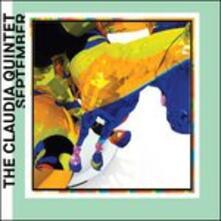 September - CD Audio di Claudia Quintet