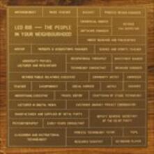 People in Your Neighbourhood - CD Audio di Led Bib