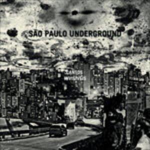 Cantos Invisiveis - CD Audio di Sao Paulo Underground