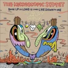 Been Up so Long it Looks Like Down to me - CD Audio di Microscopic Septet