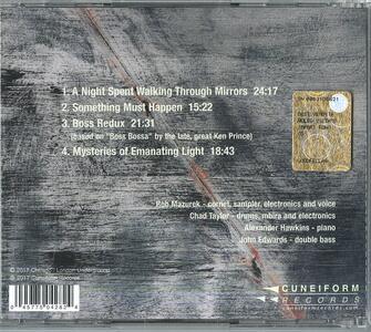 A Night Walking Throughmirrors - CD Audio di Chicago-London Underground - 2