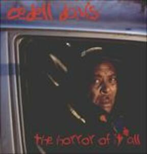 Horror of it All - Vinile LP di Cedell Davis