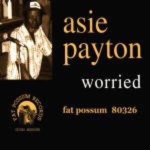 Worried - Vinile LP di Asie Payton