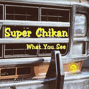 What You See - Vinile LP di James Super Chikan