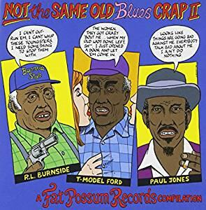 Not the Same Old Blues Crap vol.2 - CD Audio
