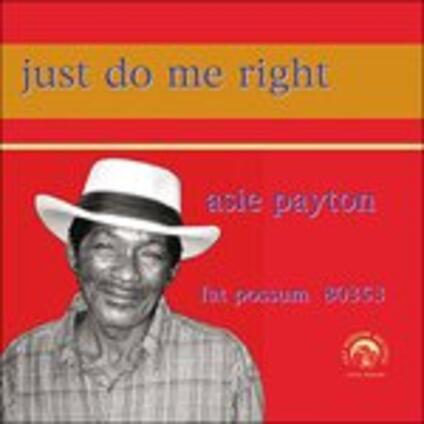 Just Do Me Right - Vinile LP di Asie Payton