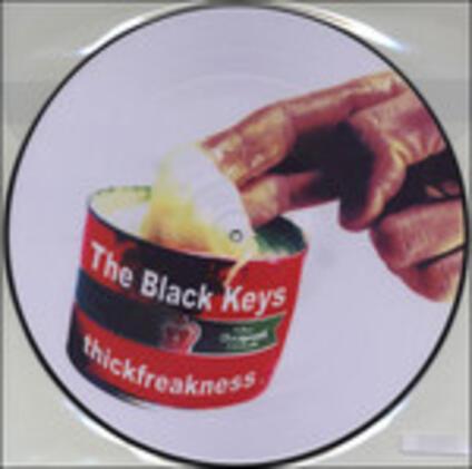 Thickfreakness (Picture Disc) - Vinile LP di Black Keys