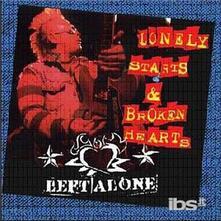 Lonely Starts & Broken - Vinile LP di Left Alone