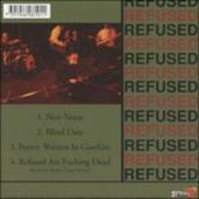 The New Noise Theology ep - Vinile LP di Refused