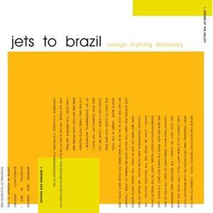Orange Rhyming - Vinile LP di Jets to Brazil