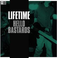 Hello Bastards (Coloured Vinyl) - Vinile LP di Lifetime
