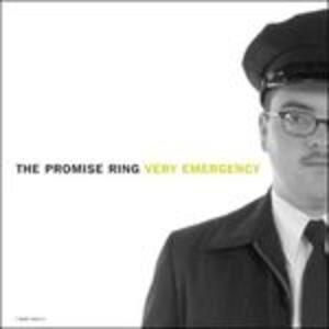 Very Emergency - Vinile LP di Promise Ring