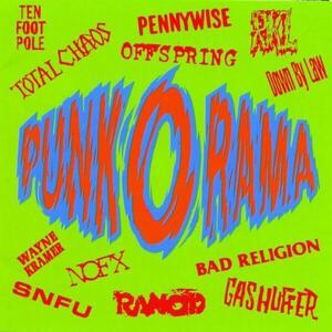 Punk o rama vol.1 - CD Audio