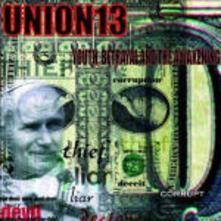 Youth Betrayal and the Awak - CD Audio di Union 13
