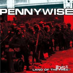 Land of the Free - Vinile LP di Pennywise