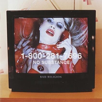 No Substance - Vinile LP di Bad Religion