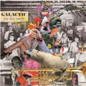 Ya-Ka-May - Vinile LP di Galactic