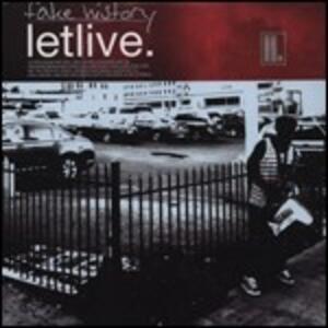 Fake History - Vinile LP di Letlive