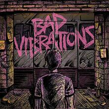 Bad Vibrations (Deluxe Edition) - CD Audio di A Day to Remember