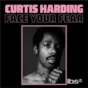 Face Your Fear - CD Audio di Curtis Harding