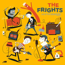 Live at the Observatory - Vinile LP di Frights