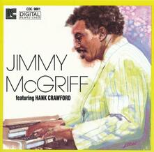 Jimmy Mcgriff (feat. Hank Crawford) - CD Audio di Jimmy McGriff