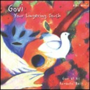 Your Lingering Touch - CD Audio di Govi