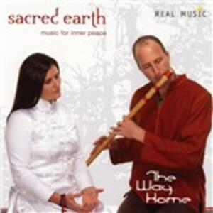 Way Home - CD Audio di Sacred Earth