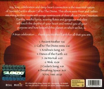 Call To The Divine - CD Audio di Sacred Earth - 2