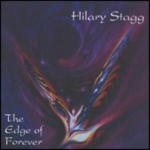 The Edge of Forever - CD Audio di Hilary Stagg