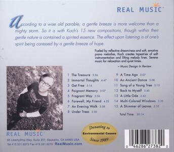Gentle Spirit - CD Audio di Bernward Koch - 2