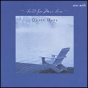 Quiet Days - CD Audio