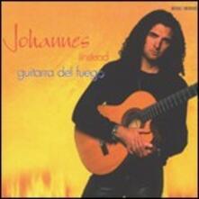 Guitarra Del Fuego - CD Audio di Johannes Linstead