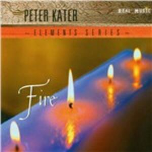 Fire - CD Audio di Peter Kater