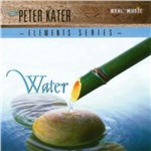 Water - CD Audio di Peter Kater