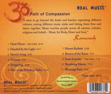 Path of Compassion - CD Audio di Karunesh - 2