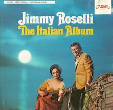 Italian Album - CD Audio di Jimmy Roselli