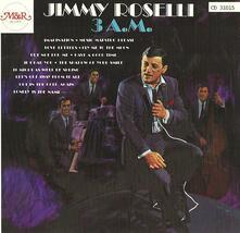 3am - CD Audio di Jimmy Roselli