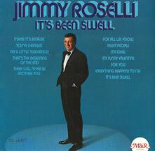 It's Been Swell - CD Audio di Jimmy Roselli