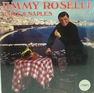 Love & Naples - CD Audio di Jimmy Roselli