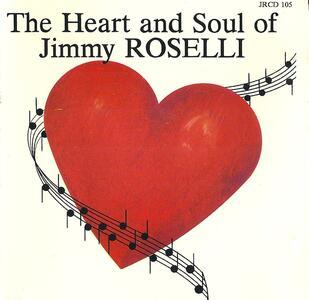 Heart & Soul - CD Audio di Jimmy Roselli