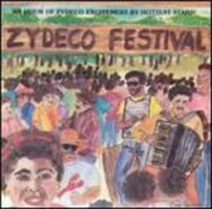 Zydeco Festival - CD Audio