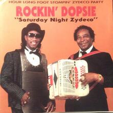 Saturday Night Zydeco - CD Audio di Rockin' Dopsie