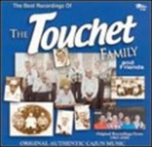 Best of the Touchet - CD Audio di Touchet Family