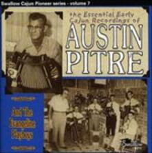 Essential Cajun - CD Audio di Austin Pitre